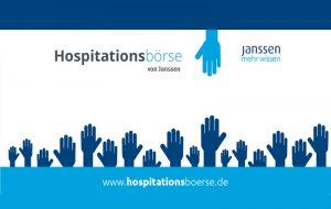 Hospitationsbörse. ©Janssen