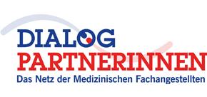 Logo Dialogpartnerinnen