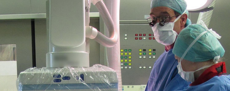 Arbeit in Klinik und Praxis. Foto: Frank23. Lizenz: CC0