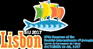 SIU 2017 Logo: Blauer Fisch mit bunten Segeln mit Text zu Veranstaltungsort und Termin