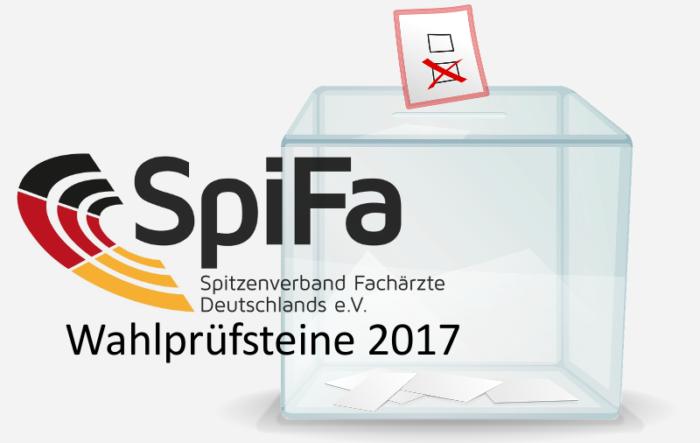 SpiFa-Logo und Wahlurne