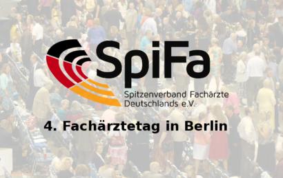 Menschenmenge, SpiFa-Logo