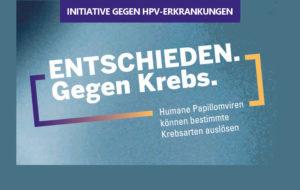 Initiative gegen HPV-Erkrankungen